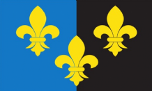 MONMOUTHSHIRE - 5 X 3 FLAG